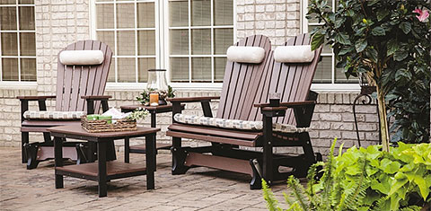 Outdoor Poly-Furniture
