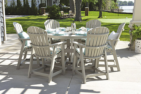 Outdoor Poly Furniture Hampshire Farm Landscaping Lc Tecumseh Michigan Mi