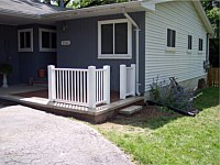 Vinyl Railings & Decks